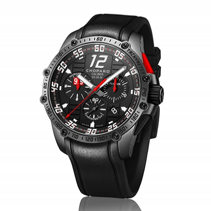 No.06蕭邦錶Chopard Superfast Chrono Porsche 919 Black Edition